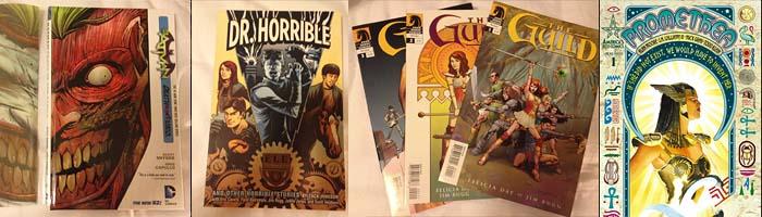 comic gift ideas