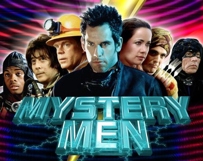 mystery men, poster 2