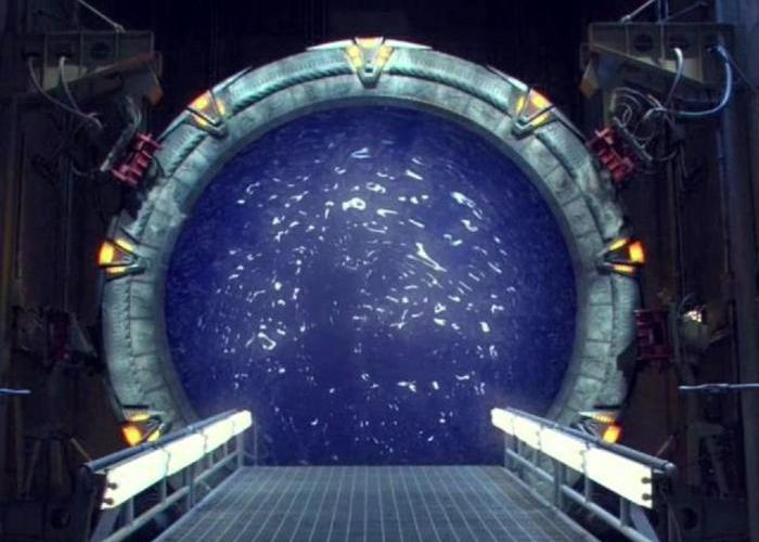 Stargate, activated