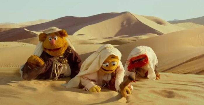 muppets most wanted, search party