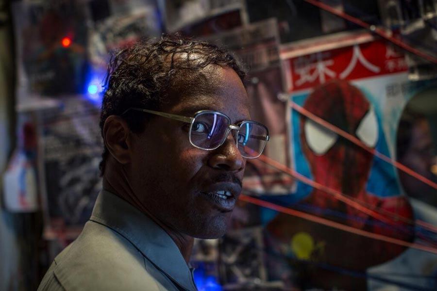 Max Dillon pre-accident, Amazing Spider-Man 2