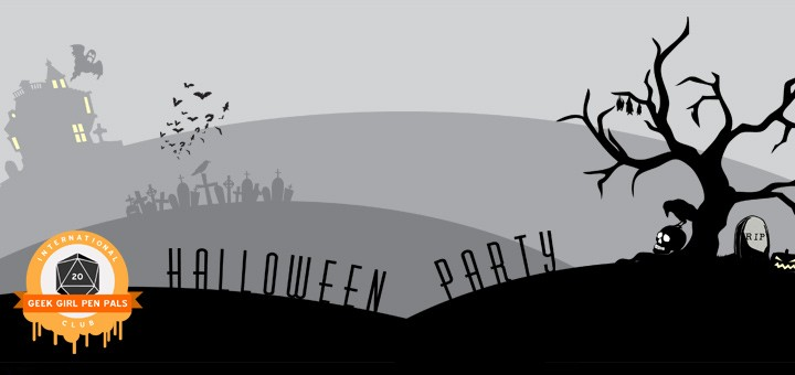 Halloween Party 2014 – Not So Scary Halloween Movies