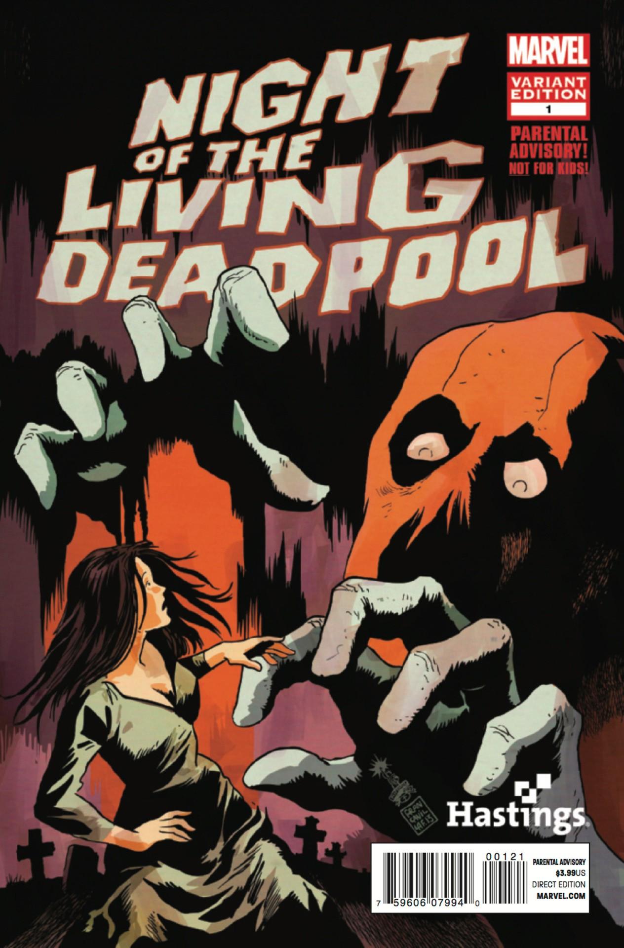 Halloween Party 2014: 8 Must Read Creepy Comics - Geek Girl Pen Pals