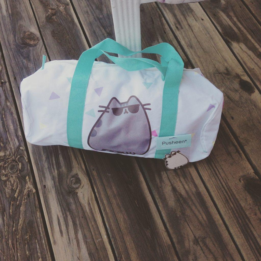 Pusheen Overnight Bag