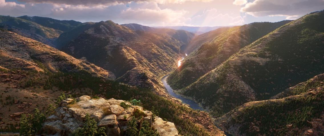 image source: Disney's THE GOOD DINOSAUR ©2015 Disney•Pixar. All Rights Reserved.