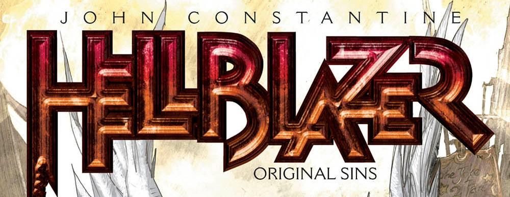 Hellblazer Original Sins