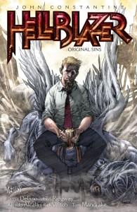 cover of Hellblazer Volume 1: Original Sins