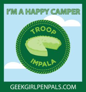 Badge Impala