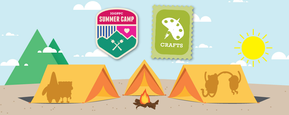 IGGPPCamp Craft Challenges 2015 – Day 6!