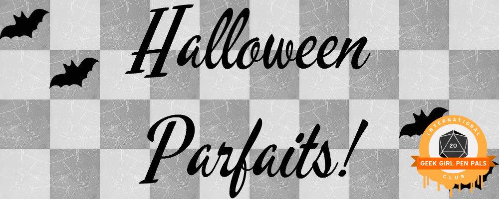 Halloween Parfaits – Spooky and Tasty!