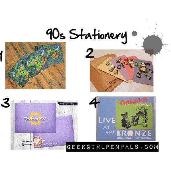 90s stationery2