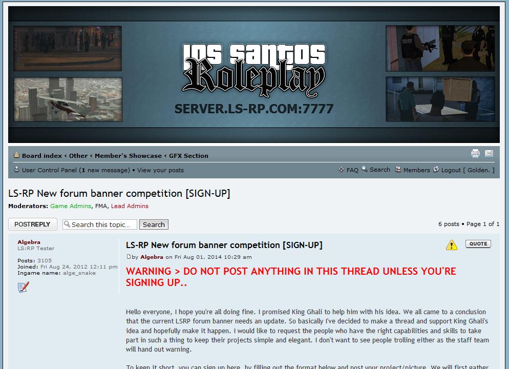 http://forum.ls-rp.com