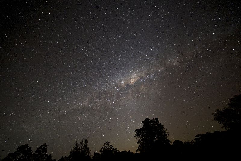 Milky Way (R. Scott Hinks)