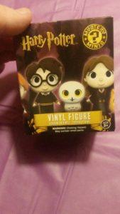 December 2016 Owlcrate: Harry Potter Funko Pop
