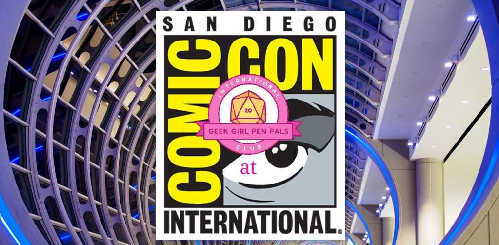 Where to Find IGGPPC at San Diego Comic-Con 2018