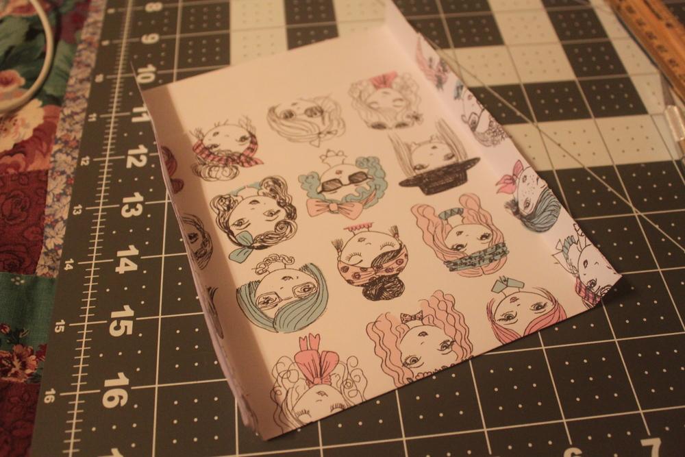 Folding your envelope