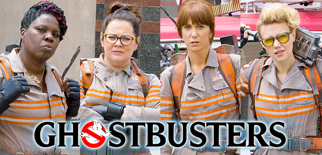 Ghostbusters (2016) and Feminism