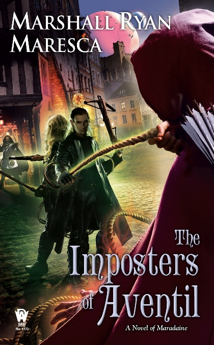 cover of The Imposters of Aventil book