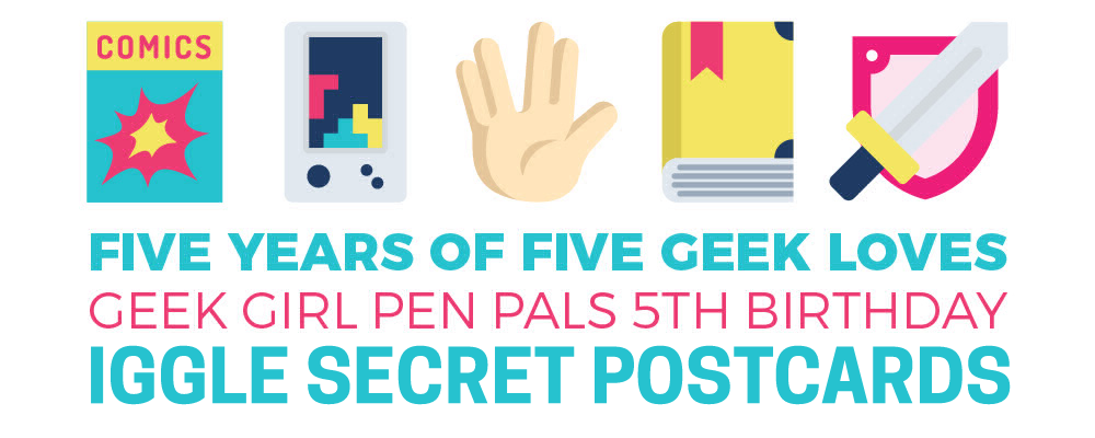 Iggle Secret – Postcards REVEALED!