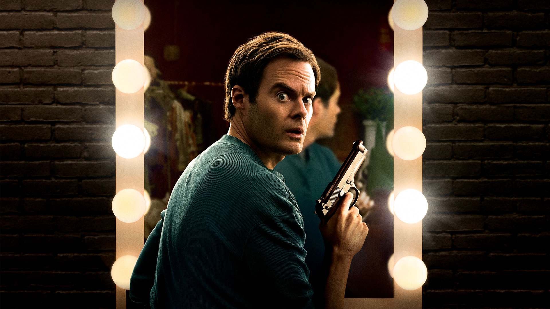 Bill Hader as Barry in HBO series