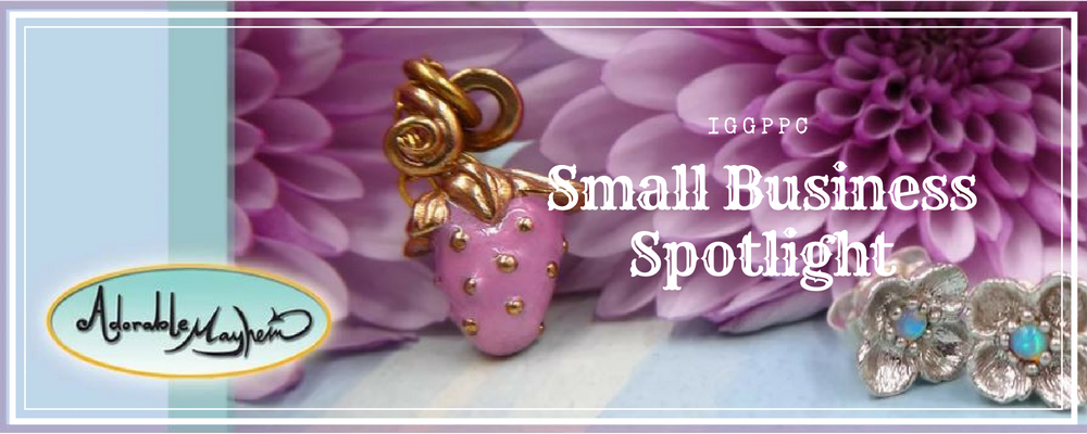 Small Business Spotlight and Giveaway with Adorable Mayhem