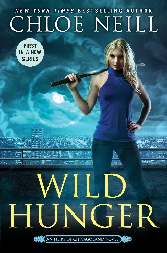cover of Wild Hunger by Chloe Neill