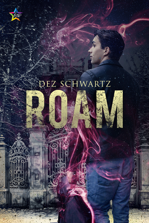cover of Roam by Dez Schwartz