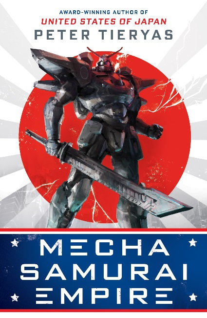 cover of Mecha Samurai Empire