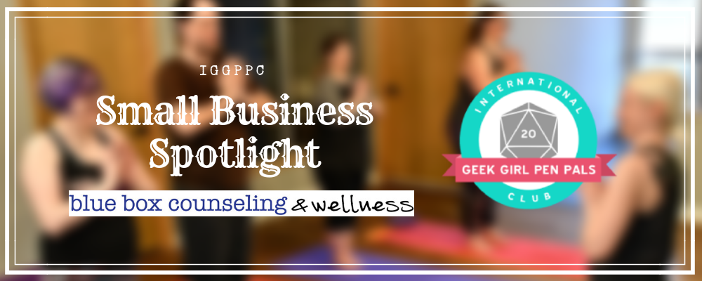 Small Business Spotlight: Blue Box Counseling