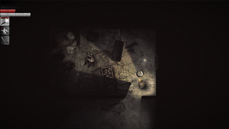 Darkwood game screenshot