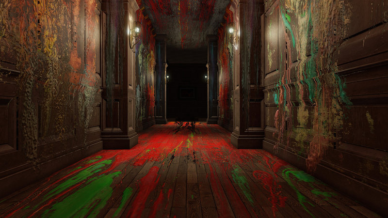 Layers of fear screen shot