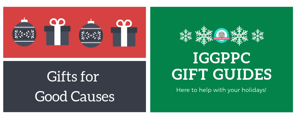 Gift Guides 2018: Charitable Giving Edition