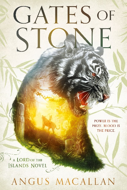 cover of Gates of Stone by Angus Macallan