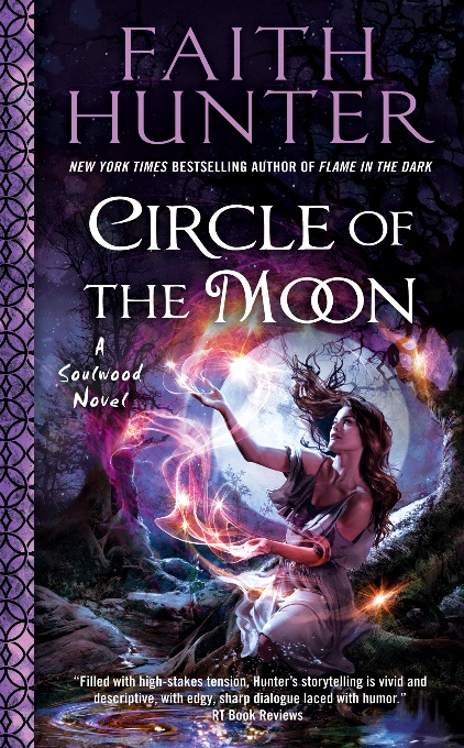 cover of Circle of the Moon