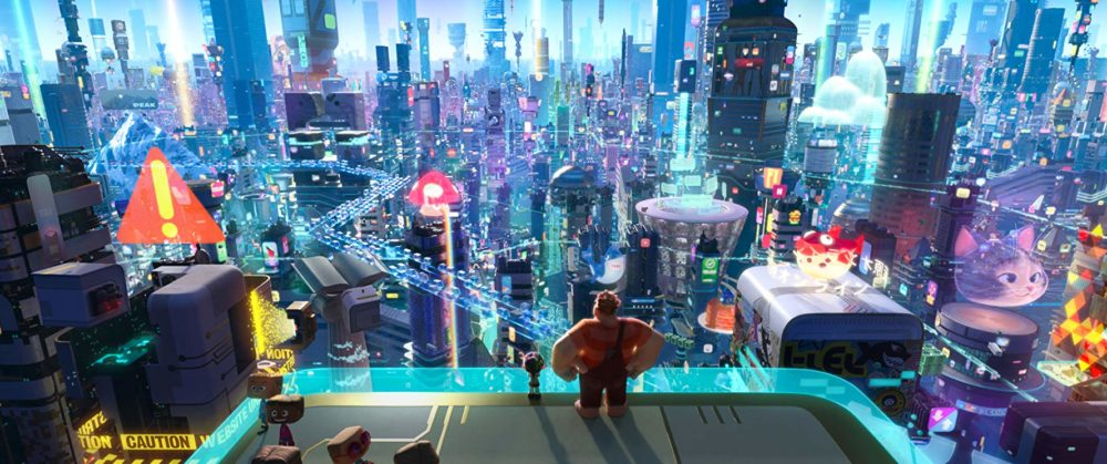 Ralph Breaks the Internet – Review + Giveaway