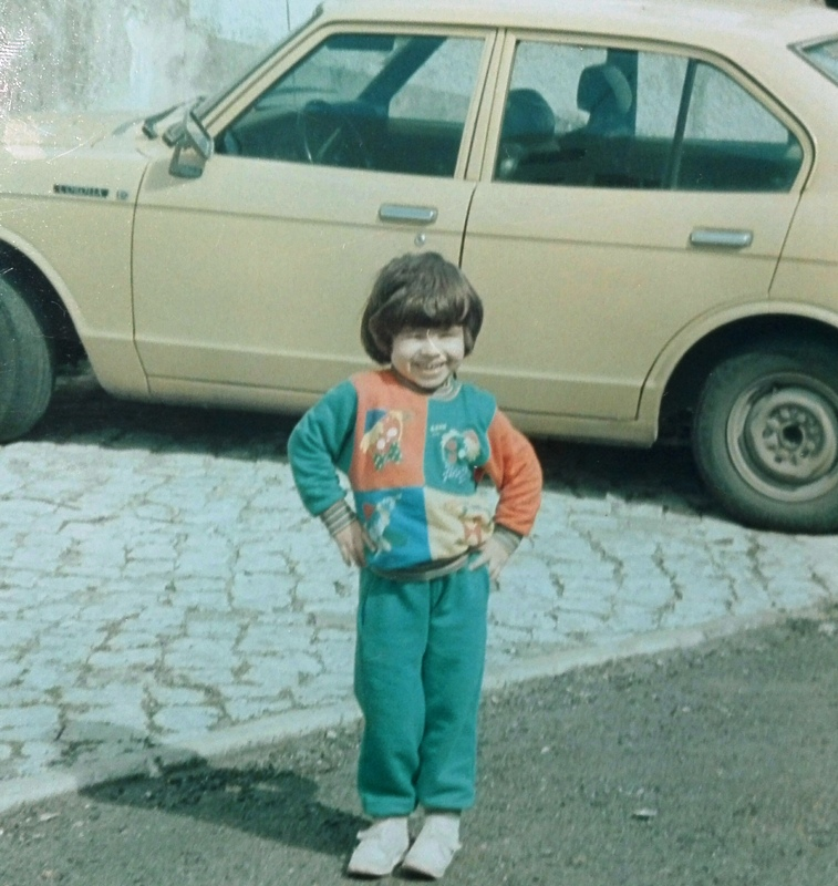 Mafalda at age 6
