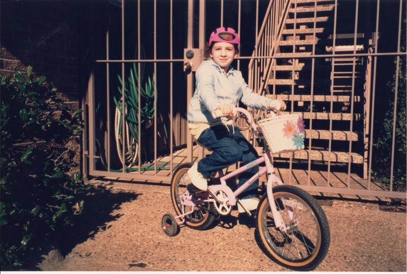 Summer at age 6