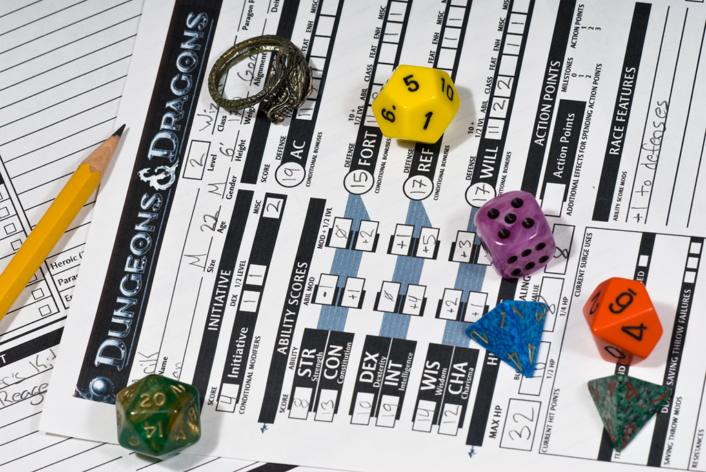 Dungeons & Dragons Primer