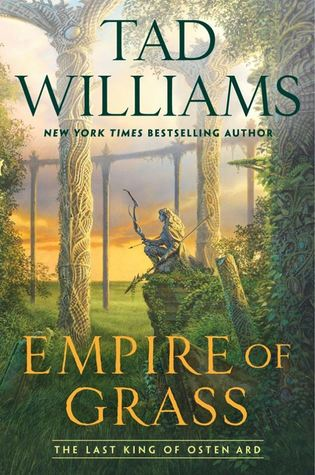cover of Empire of Grass by Tad WIlliams