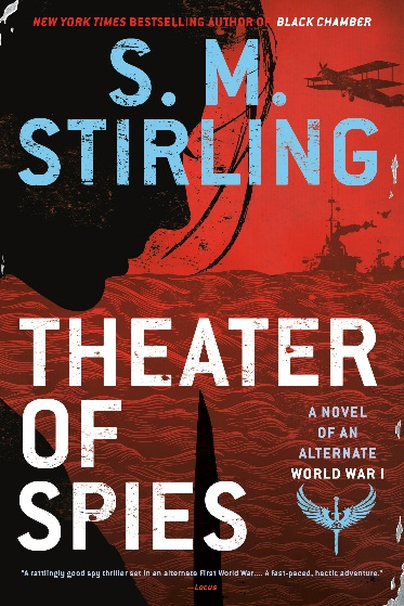 cover of Theater of Spies by SM STirling