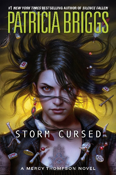 cover of Storm Cursed by Patrica Briggs