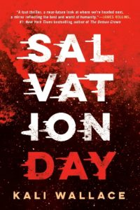 cover of Salvation Day by Kali Wallace