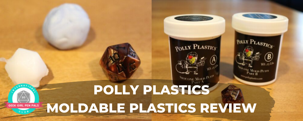 Polly's Plastics Moldable Plastics Review