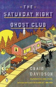 cover of The Saturday Night Ghost Club
