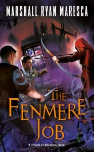 book cover for The Fenmere Job