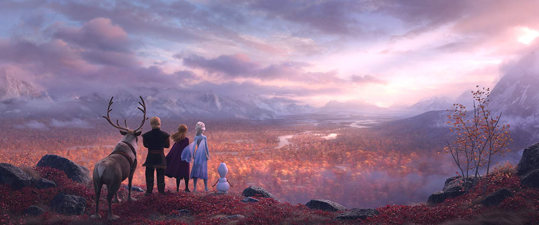 Frozen 2 is out on Digital and Blu-Ray!